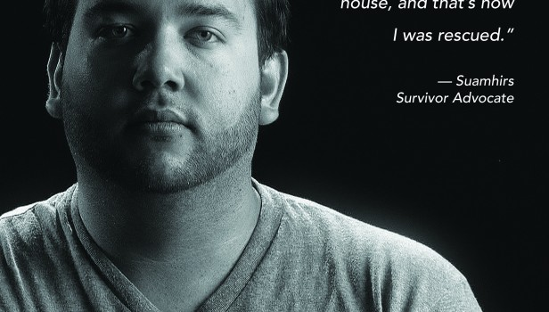 "Office for Victims of Crime Releases ""Faces of Human Trafficking"" Video Series Featuring Entian Story Founder"