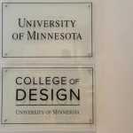 College of Design, University of Minnesota. Picture credit: College of Design Facebook page